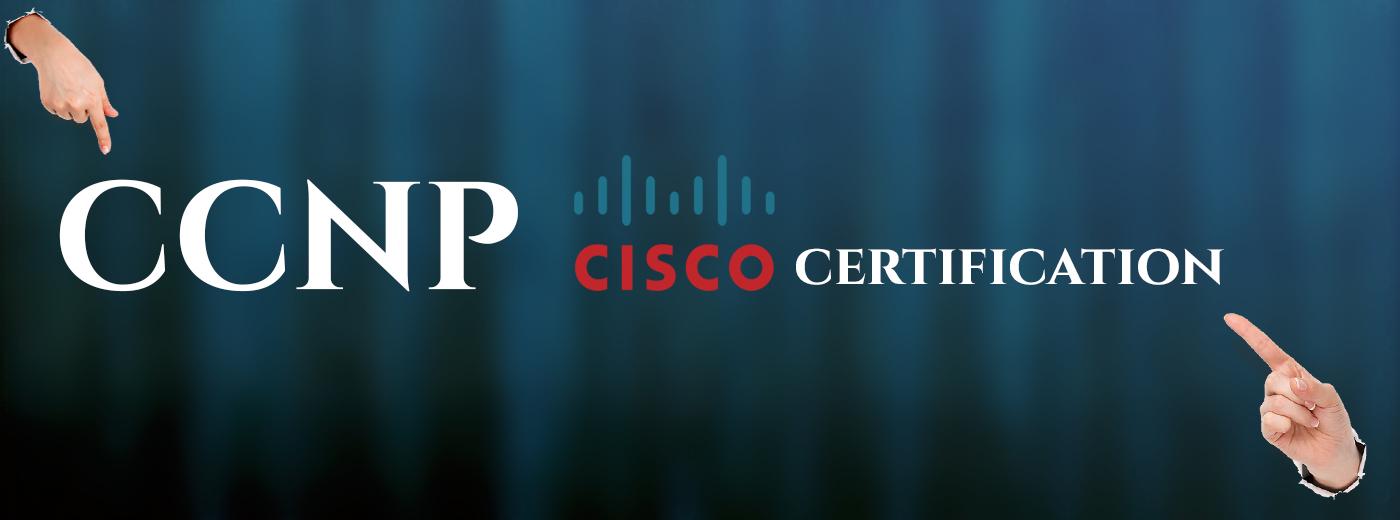 Ccnp Certification Pinaki Networks